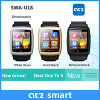2015 Bluetooth Wristband Android 4.4 Watch 3G WCDMA/GSM GPS Wifi Smart Watch Phone