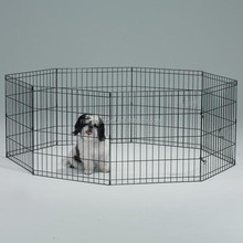 Six Panels Durable Metal Dog Pen