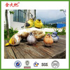 New products Whimsical Garden Resin Birds Garden Decoration