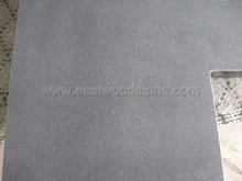 dark grey granite swimming pool corner edge