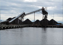 indonesian steam coal and iron ore