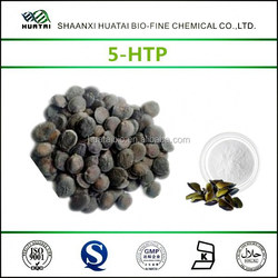 Slightly Soluble In Water Griffonia Simplicifolia Seed Extract 5-HTP 99%