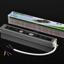 40W Waterproof constant current LED driver, LED switching power supply
