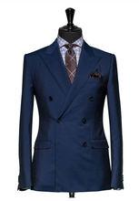 Model Roma: Mens 1/2 Canvas DB Sports Jacket