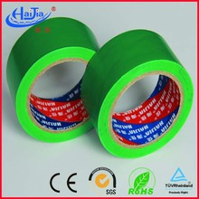 clear printed colorful pvc floor marking tape