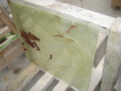 Green onyx composite tile