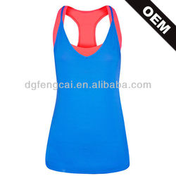 Customized Loose fit fitness first clothing