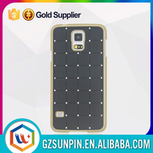 Shockproof diamond bling aluminum waterproof bumper case for lg g2 D802