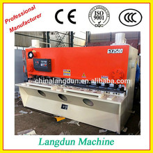 Hydraulic Plate Guillotine Cutting Machine/cutting Machine Factory/shearing Machine Factory