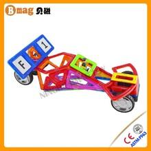 Plastic Educational Kindergarten funny magformers Toys