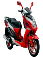 New design Gasoline Scooter, moped, bike FLY EAGLE-3 125cc, 150cc