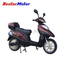 New CE approved 48V electric moped
