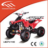 Four wheels off road ATV with automatic transmission