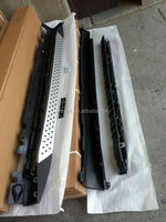 Car accessories made in changzhou manufacturer 2008 + E70 x5 running boards/side steps/side bars