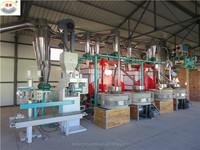 Wheat flour production line, wheat flour milling complete plant