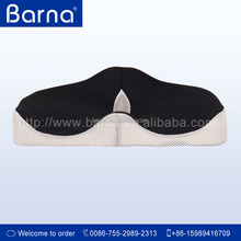 Christmas Hot Sale China Supplier black Lamb Fur Seat Cushion oem car seat cushion