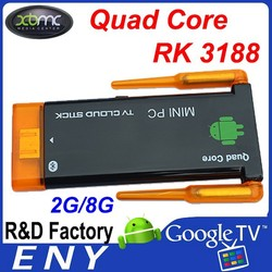 Best ENY Rockchip3188 Google Android TV Stick CX-919 II