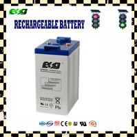 ESG lead acid 2v400ah 2V500AH maintenance free solar battery/best rechargeable batteries solar battery