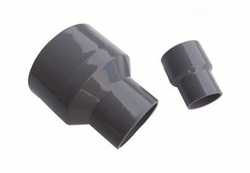 Plastic Pipe Fitting flexible joint for pvc pipe