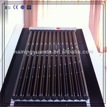 China High Quality Solar Water Collector with Heat Pipe For House Heating and Hot Shower Water(12tube)