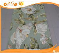 fancy custom soft fashion wool chinese carved wool rugs