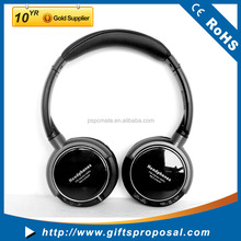 Premium Bluetooth Wireless Headphones with Built in Microphone and Noise Cancelling Hands Free Talk Best Headphone