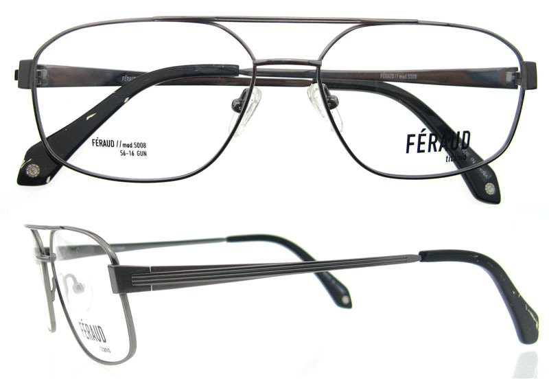 Ready Stock Titanium Frame Classic Glasses Wholesales Male High ...