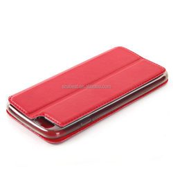 Bottom price hot selling folio leather case for ipad 2 3 4