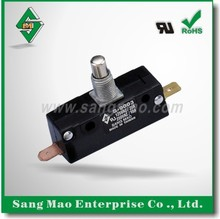 Push Button Electrical Micro Limit Switch