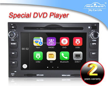 "7"" car multimedia dvd player supprt gps bt for Peugeot 307 stereo auto radio"
