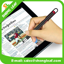Promotional personalised logo 4 in 1 stylus pen with highlighter