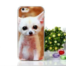 custom cute animal shaped 3d silicone soft case for iphone 5s
