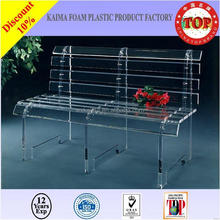 Good quality best sell clear acrylic deck chair wholesale