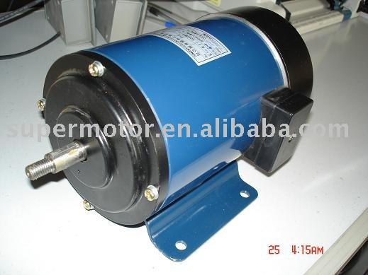 1kw 11kw 24v 144v Dc Motor Ev Motor
