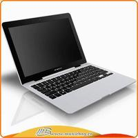 "Customized hot sell 14"" metal case slim netbook windows7 pc laptop"