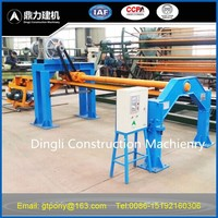 Sell! reinforced concrete pipe making machine,steel cement pipe making machine,2-2.5 meters-factory price