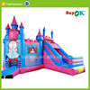 inflatable frozen princess air inflable castle play tent toy