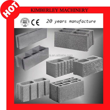 Hot sale Algeria market concrete block hourdis block kerbstone block