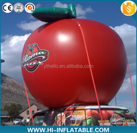 Lovely advertising Giant inflatable apple for advertising, inflatable red apple,inflatable friut