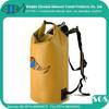 waterproof dry bag backpack with 250d pvc