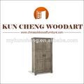 Roupeiro quarto móveis de madeira maciça de pinho roupeiro/pinheiro russo preço de fábrica de roupa de madeira do armário