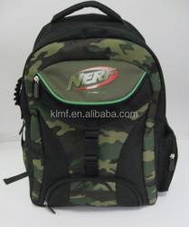 Custom camo photo skate backpack