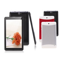 Wholesales low price 2G/3G phone call tablet pc very cheap android call-touch smart tablet pc