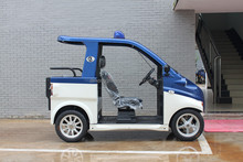 2015 new design with high quality patrol electric mini car