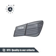 auto aftermarket chevrolet cruze refit upgrade rear light smoke model rear light