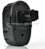 Cordless Drill Battery for DEWALT DC9096,dewalt 18V 3.0Ah Ni-Mh battery pack
