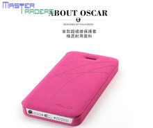 Newest Kalaideng Luxury Oscar Series Imported Microfiber+PVC Flip Cover Case For iPhone 5 MT-0477 XY