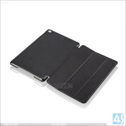 Popular flip stand leather case for ipad mini 4