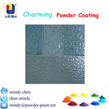 anti-corrosion special blue crackle effect powder paint