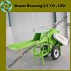 Agricultural farm corn stalk cutting machine